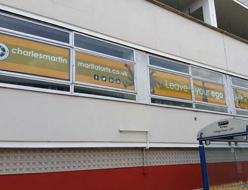 Window Graphics that pack a punch