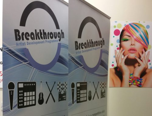 Roller Banners for Higher Rhythm in Doncaster