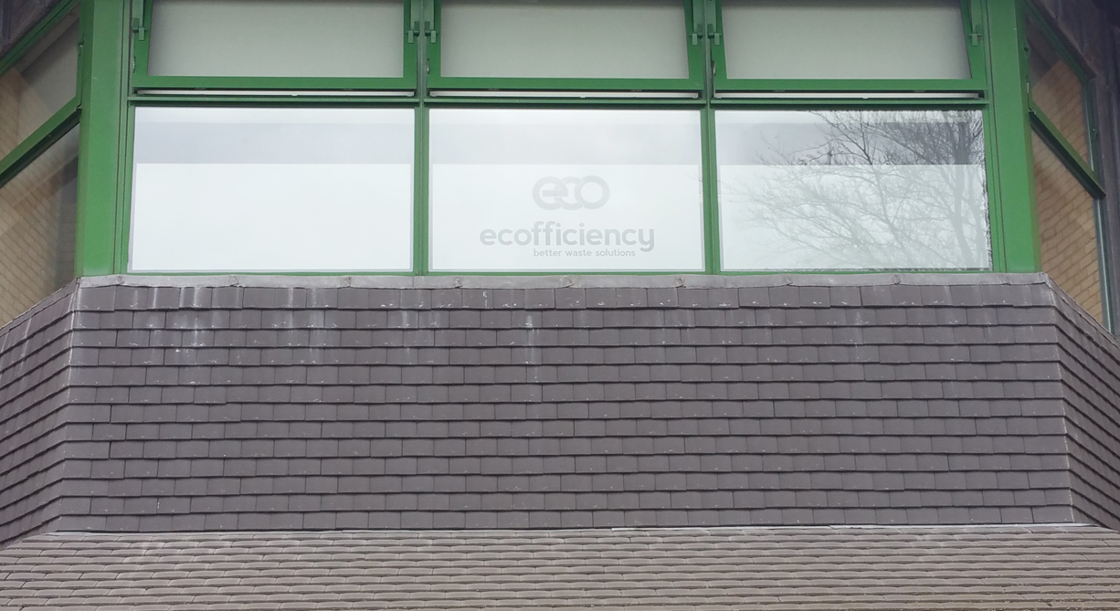 Frosted window graphics 2